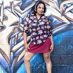 LaTonya at Graffiti Building