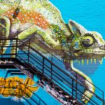 Graffiti Lizard